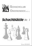 Schachblättle 2015/2016 Nr. 1