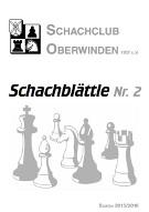 Schachblättle 2015/2016 Nr. 2