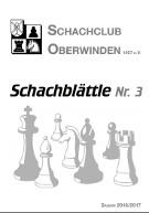 Schachblättle 2016/2017 Nr. 3