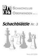 Schachblättle 2018/2019 Nr. 3